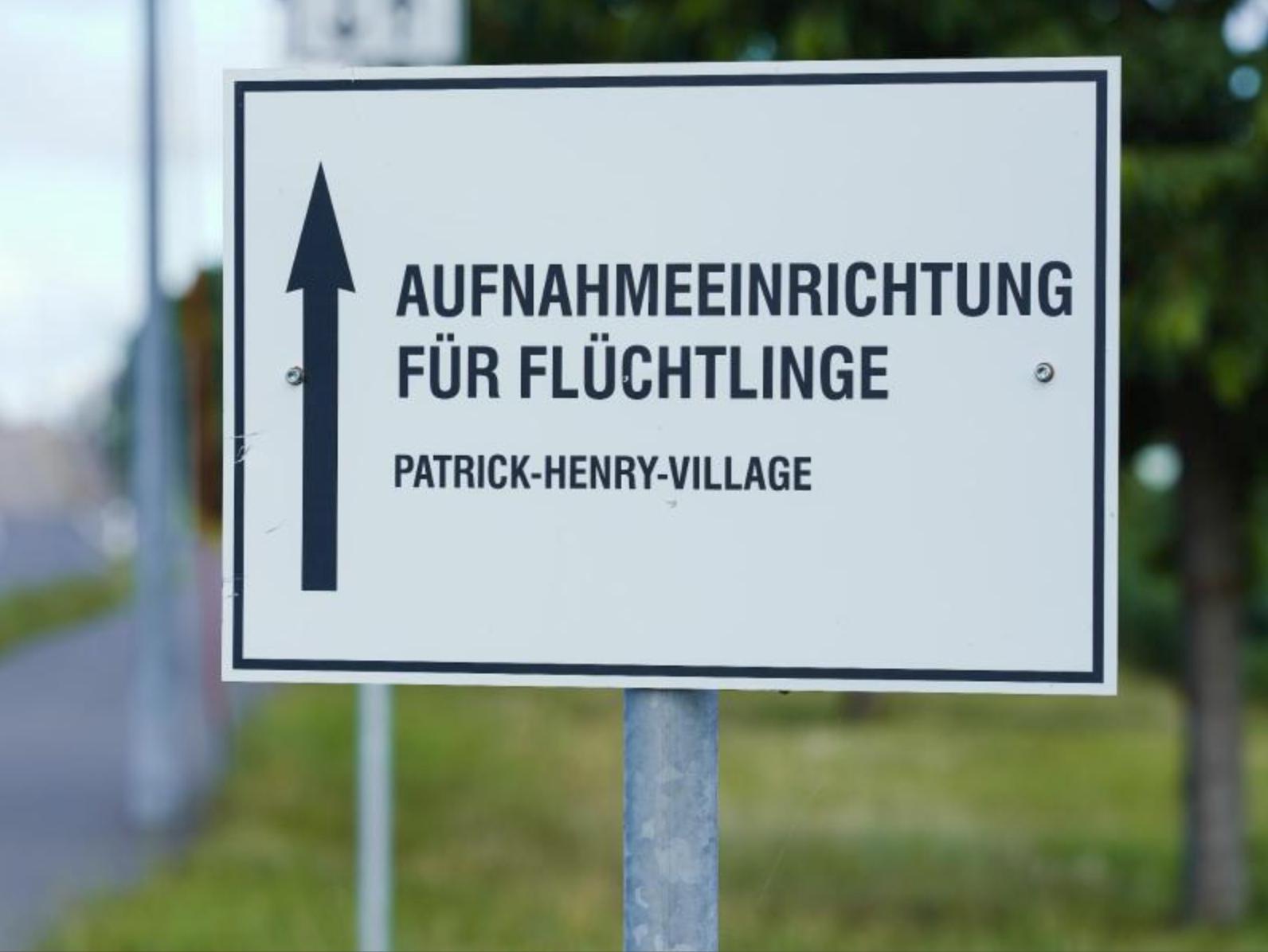 Im Winter 2014 wird auf dem Gelände des PHV das Ankunftszentrum für Geflüchtete eingerichtet. © ? (muss noch geklärt werden)